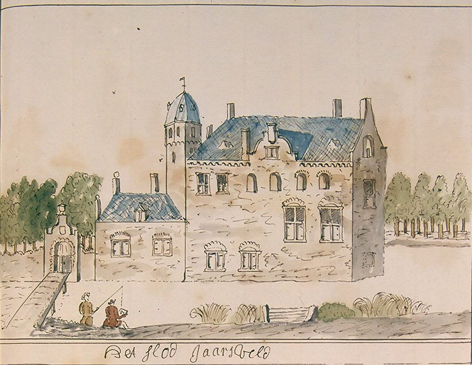 Slot Jaarsveld